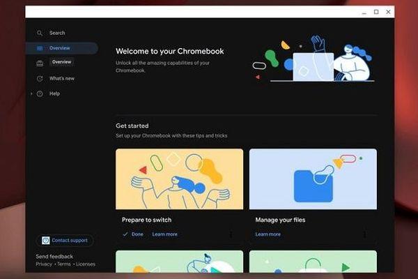 Tin tức công nghệ mới nhất ngày 26/10: Hệ điều hành Chrome OS của Chomebook hiện đã có chế độ tối