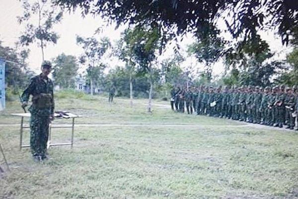 Tăng chất lượng huấn luyện quân nhân dự bị