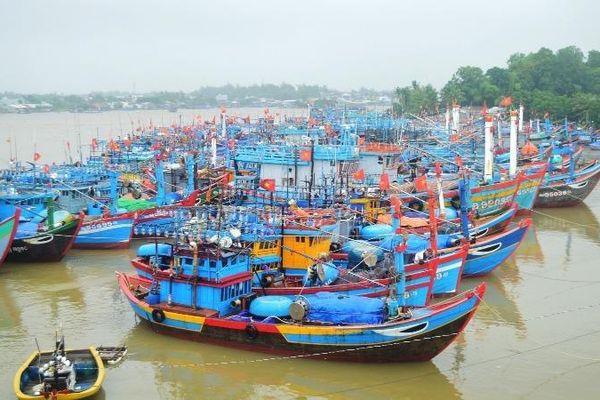 Các tỉnh Đà Nẵng - Phú Yên khẩn trương triển khai ứng phó với bão số 9
