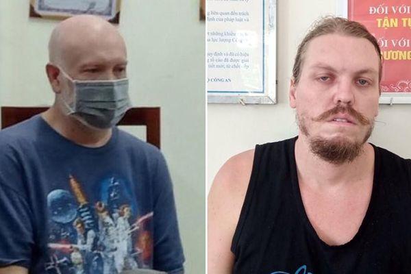 Cảnh sát Mỹ điều chuyên cơ tới Việt Nam tiếp nhận 2 đối tượng đặc biệt nguy hiểm