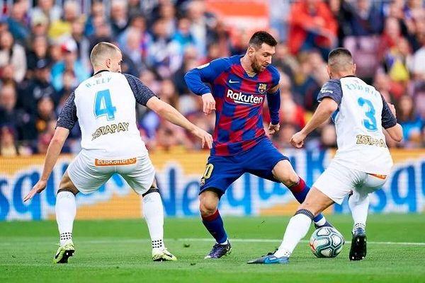Lịch thi đấu bóng đá La Liga vòng 8