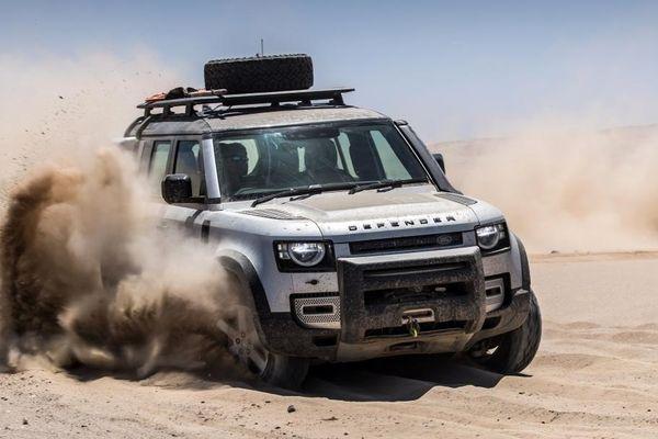 Jaguar Land Rover sử dụng công nghệ hàng không vũ trụ cho các phương tiện trong tương lai