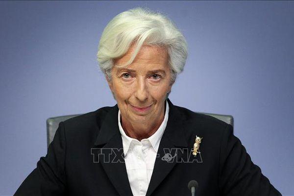 Cuộc 'thử lửa' bà C.Lagarde tại ECB