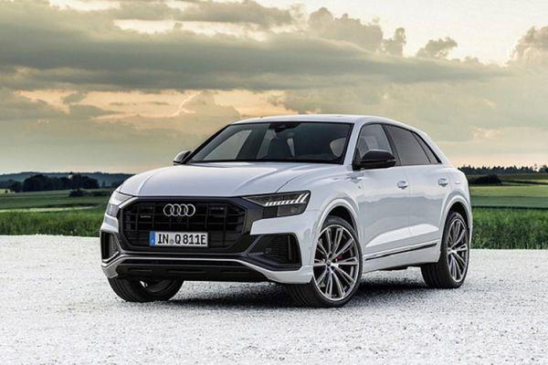 Audi Q8 TFSIe Quattro khởi điểm từ 88.609 USD tại châu Âu