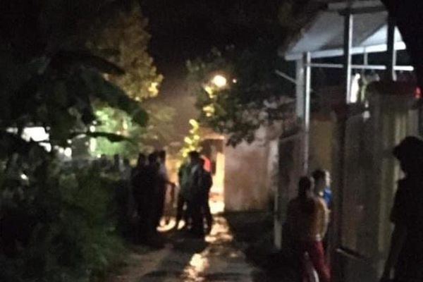 Yên Bái: Say rượu nổi hứng tự đốt nhà mình khiến một người chết cháy