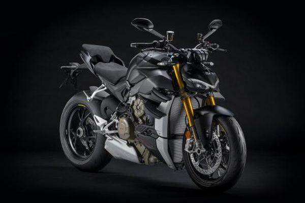 Ducati Streetfighter V4 S 2021 có giá khoảng 20.295 bảng