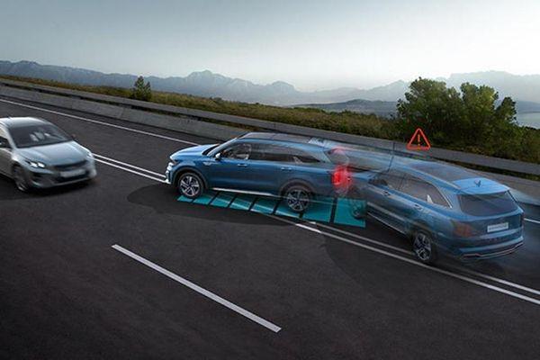 Kia áp dụng công nghệ tự khóa bánh xe cho Sorento 2021