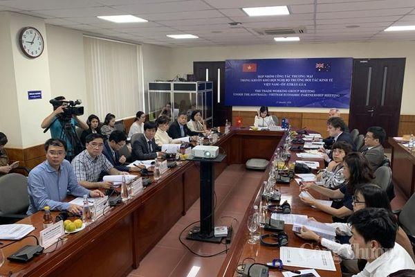 Việt Nam - Úc: Tăng cường hợp tác, mở cửa thị trường cho nông, thủy sản