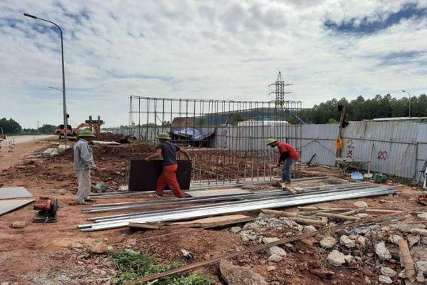 Bắc Giang: Xây dựng cầu vượt quốc lộ 1 đầu tư hơn 19 tỷ đồng