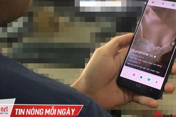 Ứng dụng hẹn hò đang 'bào tiền' của đàn ông Việt như thế nào?