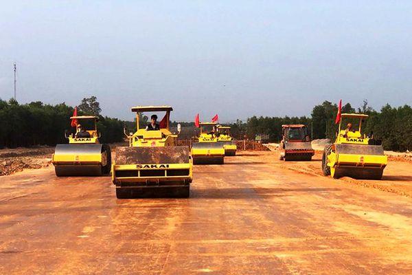'Phá băng' tín dụng cho các dự án PPP cao tốc bắc - nam