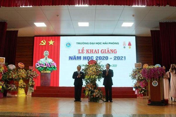 Trường ĐH Hải Phòng xuất sắc trong phong trào khởi nghiệp của sinh viên
