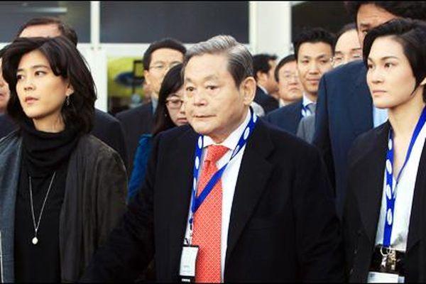 Hai ái nữ của cố chủ tịch Lee Kun-hee có khả năng sẽ tách ra khỏi Samsung
