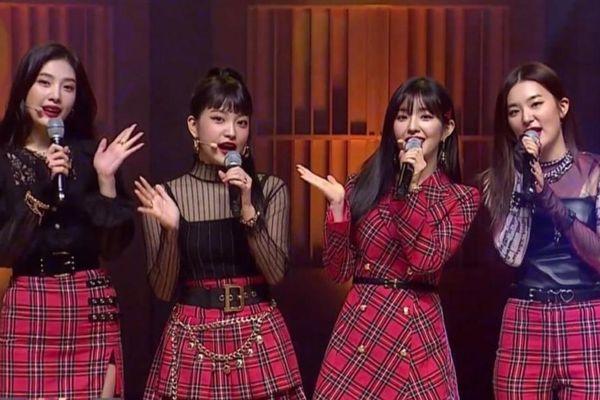 Thực hư việc Irene (Red Velvet) vẫn vui vẻ biểu diễn trên truyền hình sau bê bối thái độ