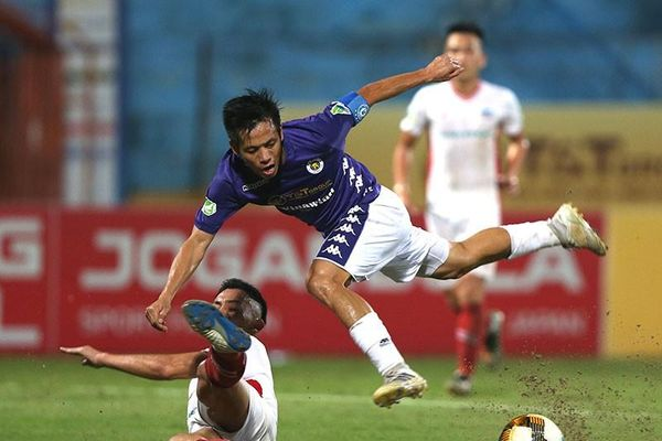 Derby Hà Nội, cơ hội cuối cho HLV Trương Việt Hoàng