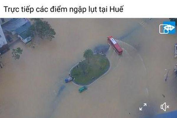 Huế bổ sung công cụ 'Phòng, chống bão lụt'
