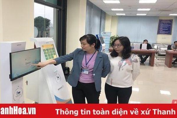 TP Thanh Hóa đẩy mạnh sử dụng dịch vụ công trực tuyến