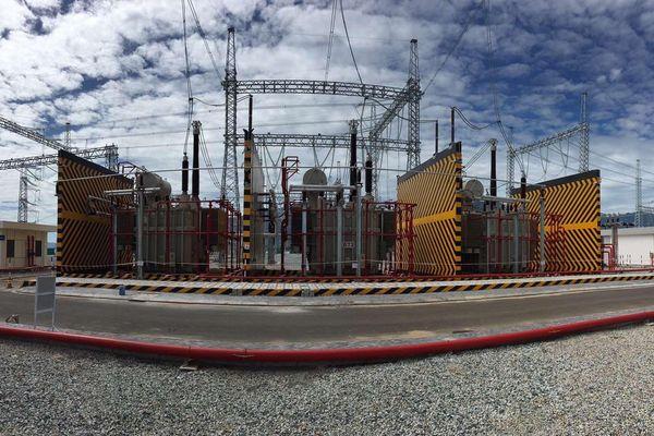Đóng điện thành công Trạm biến áp cho Nhà máy Điện mặt trời tại Việt Nam