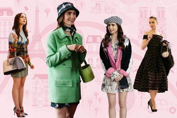 Gợi ý cách buộc khăn sành điệu cho các cô gái theo kịp trend trong 'Emily in Paris'