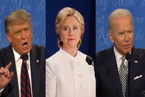 Đại cử tri New York bà Hillary chọn Biden, ông Trump cơ hội thắng cử?