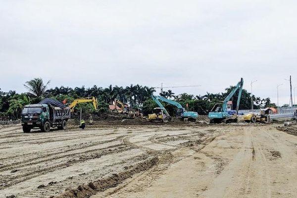 Hải Phòng: Đẩy nhanh tiến độ giải phóng mặt bằng Dự án tuyến đường nối nút giao Nam cầu Bính