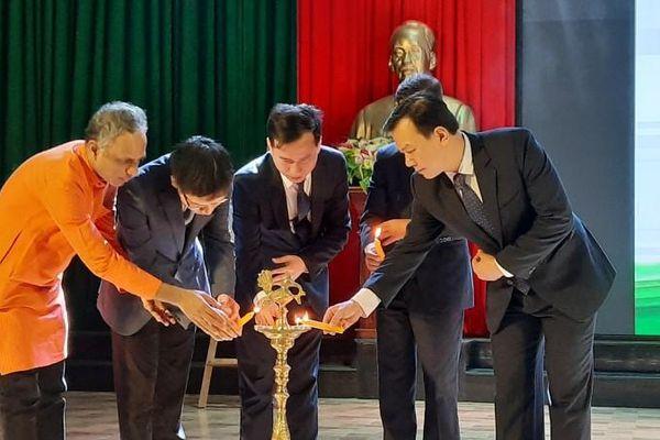 Khai mạc 'Những ngày văn hóa Ấn Độ tại Việt Nam'