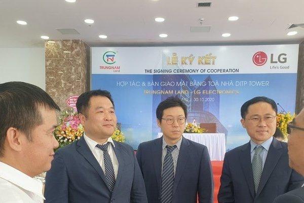 LG lôi kéo thêm nhiều đối tác đầu tư vào 'thung lũng silicon' Việt Nam