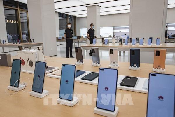 Huawei đã để mất ngôi vị nhà sản xuất điện thoại thông minh lớn nhất thế giới