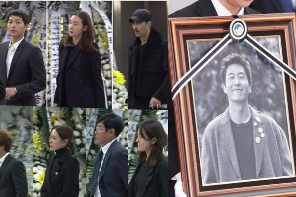 Tưởng niệm 3 năm ngày mất Kim Joo Hyuk: Làng giải trí Kbiz chấn động, khóc thương tại tang lễ!