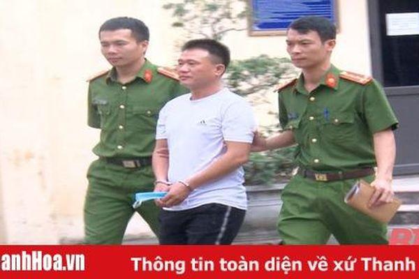 Công an thị xã Bỉm Sơn: Bắt giữ đối tượng cướp giật tài sản trên tuyến quốc lộ 1A