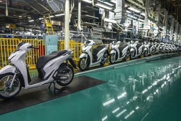 Xuất xưởng chiếc xe thứ 30 triệu, Honda áp đảo thị trường xe máy Việt