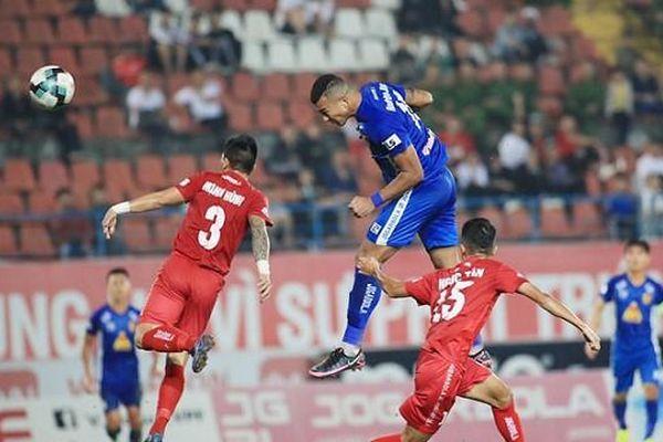 DNH Nam Định ở lại V.League, Quảng Nam xuống hạng Nhất