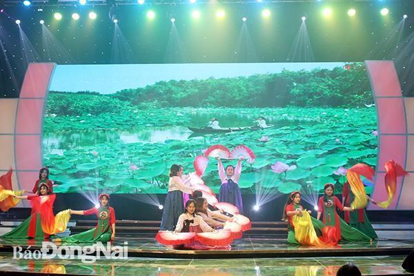Sôi nổi Liên hoan Giai điệu hữu nghị tỉnh Đồng Nai năm 2020