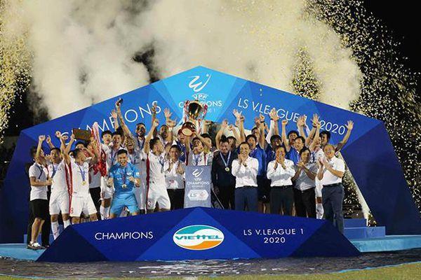 Đội Viettel vô địch