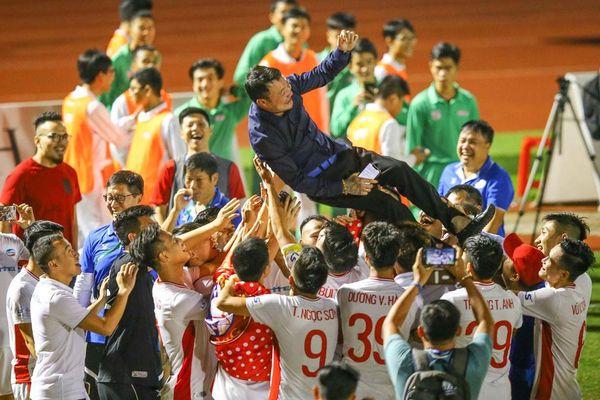 Kết thúc mùa giải 2020 thành công, V.League hướng đến mùa giải mới từ tháng 1.2021