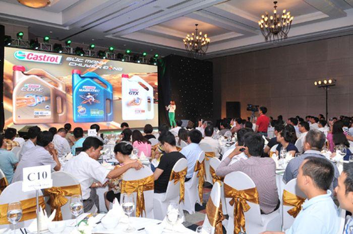 Castrol ra mắt 3 dòng nhớt ô tô phù hợp nhu cầu tại Việt Nam