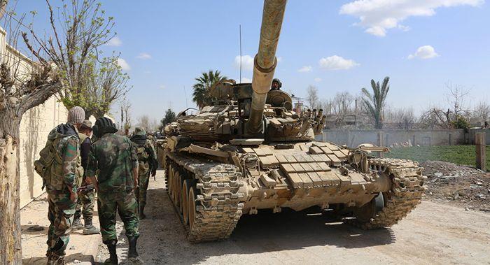 Tung Hình Ảnh Ở Tâm Trận Địa Khốc Liệt Nhất Syria, Nga Đanh Thép Đáp Trả  Phương Tây