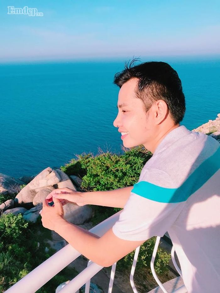 Tận hưởng vẻ đẹp yên bình tại cù lao xanh quy nhơn - 8