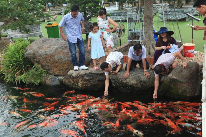 Trung tâm Thương mại và Du lịch Dũng Tân: Điểm đến lý tưởng trong kỳ nghỉ lễ 30/4 và 01/5 - Ảnh 11