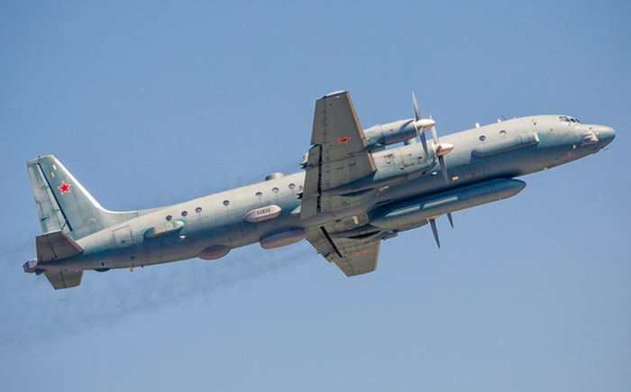 Kết quả hình ảnh cho Nga Il-20