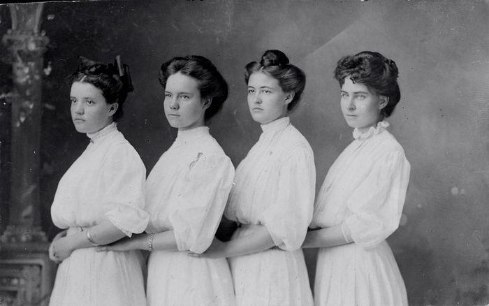 Báo Kiến Thức: Ngất ngây ngắm vẻ đẹp của thiếu nữ châu Âu thập niên 1910