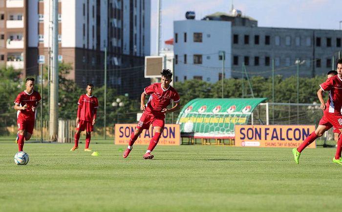 U19 Việt Nam được 'tiếp sức' trước VCK U19 châu Á 2018
