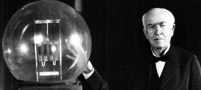 Edison và hơn 10.000 lần thất bại để mang lại ánh sáng cho nhân loại ảnh 1
