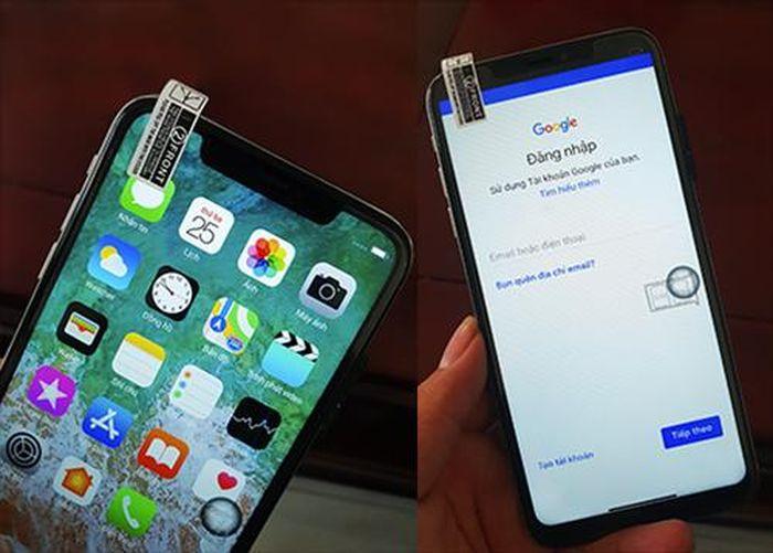 Xuất hiện iPhone Xs Max nhái giá chưa đến 3 triệu đồng ảnh 1