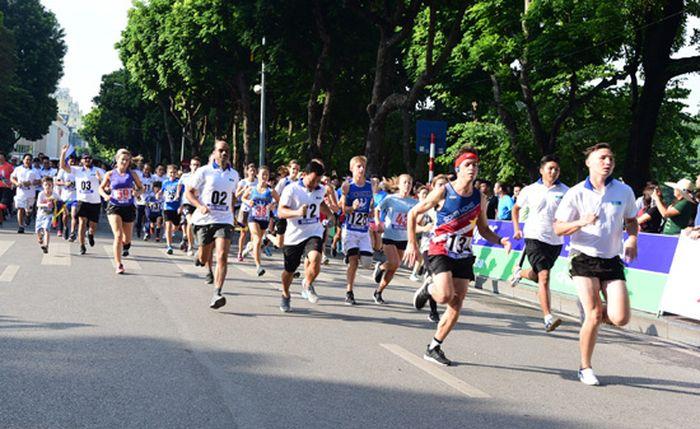 Báo QĐND: Chung kết Giải chạy Báo Hànôịmới mở rộng lần thứ 45: Bộ đội Biên phòng nhất toàn đoàn