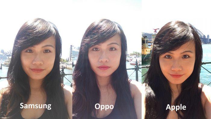 Apple học theo Samsung, Oppo để 'nịnh mắt' người dùng khi chụp ảnh selfie trên iPhone XS ảnh 4