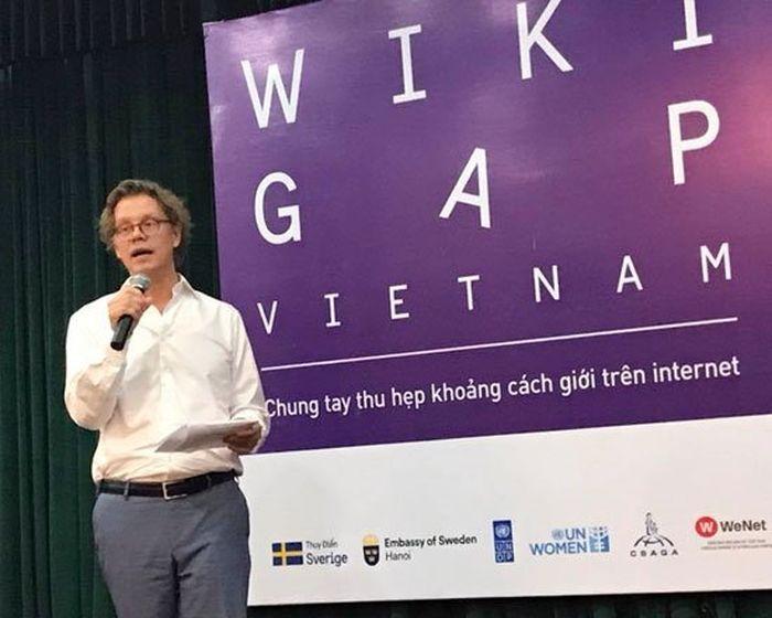 Báo ICTNews: Khởi động chiến dịch #WikiGap để tăng sự hiện diện của phụ nữ trên Wikipedia