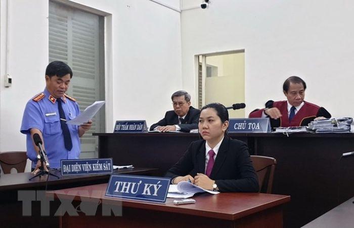 Vụ Vinasun-Grab: Ý kiến về vụ án của kiểm sát viên chỉ có giá trị...tham khảo?
