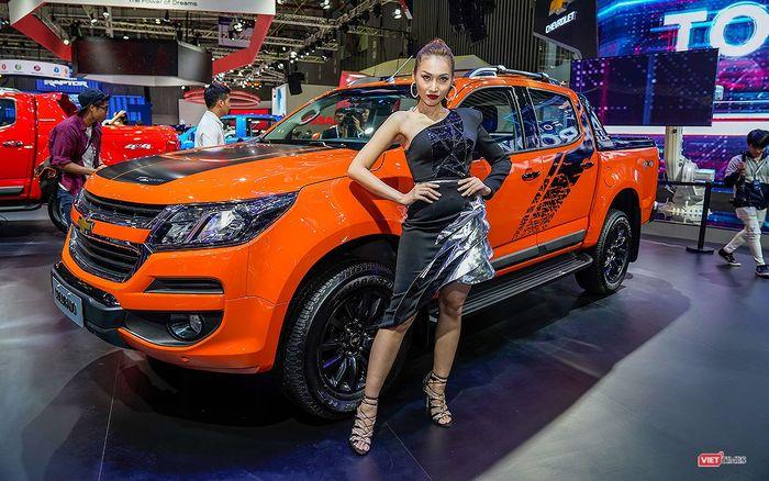 GM Việt Nam phô diễn loạt mẫu xe chevrolet không mới nhưng đậm cá tính