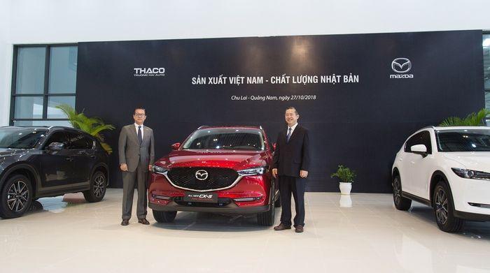 Xe mazda sản xuất Việt Nam có chất lượng tương đương Nhật Bản?